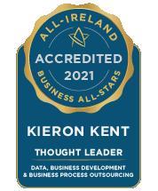 Kieron Kent All Ireland Business Foundation Thought Leader 2021